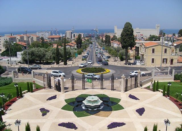 המושבה הגרמנית בחיפה