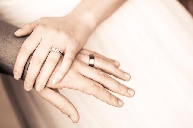 טבעות נישואין לגברים – כל מה שצריך לדעת