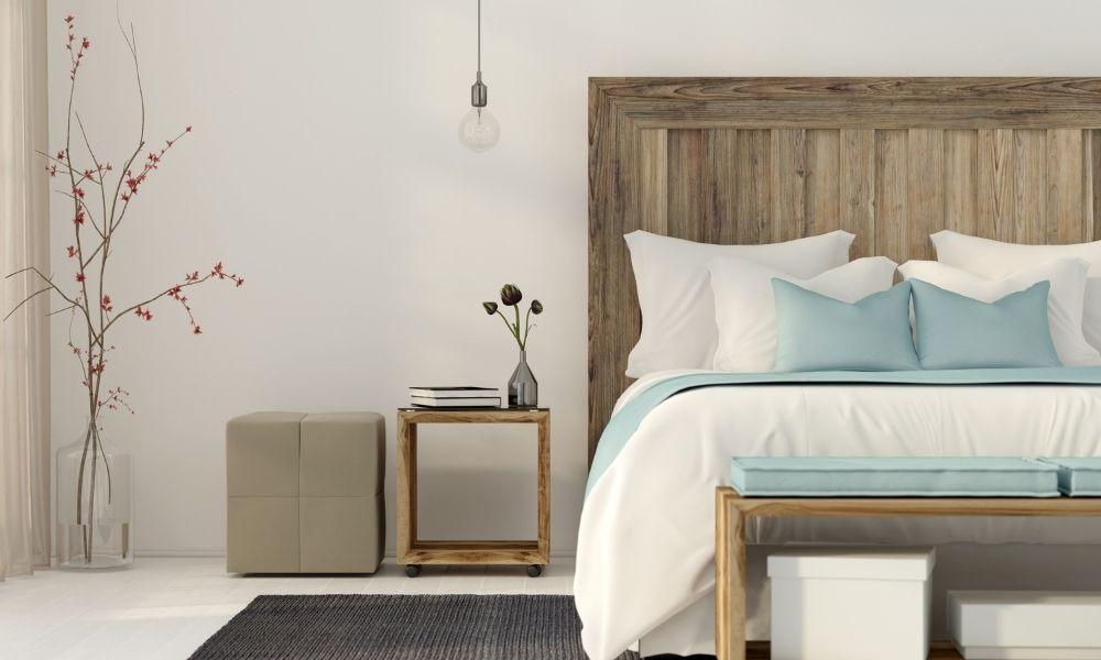 5 דרכים פשוטות לשנות את חדר השינה שלכם